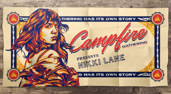 Glamp it Up at Campfire Gathering: The Exclusive Luxury Music Festival