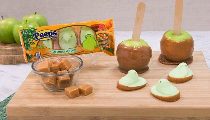 Caramel Apple Peeps
