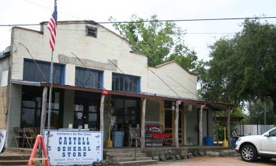 Castell Texas General Store