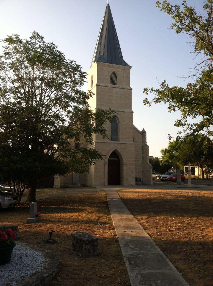 Catholic Church in Bandera