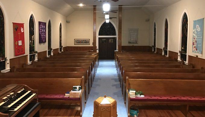Cave Creek Church Pastor's View