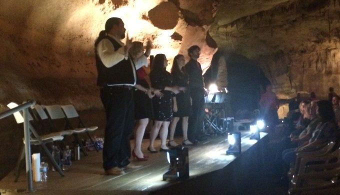 Cave Performers