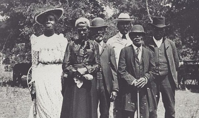 Celebrating Juneteenth in Texas in 1900