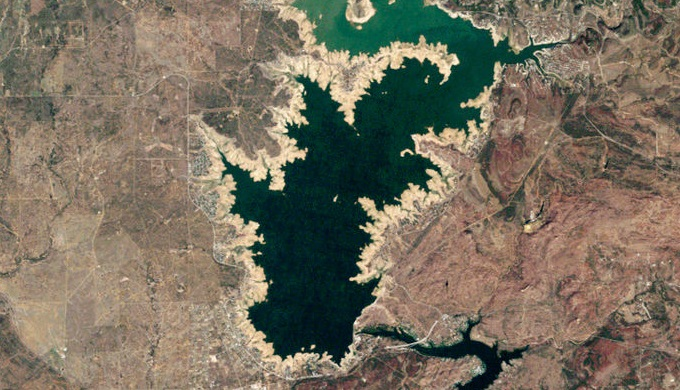 Central Mineral Region is also known as the Highland Lakes region, which includes Lake Buchanan