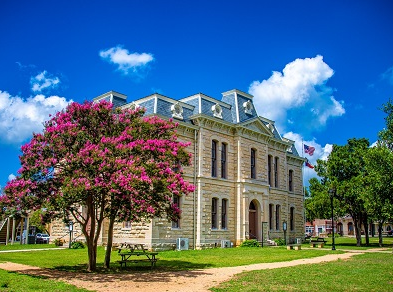 Explore the Historic Beauty of the Blanco County Courthouse
