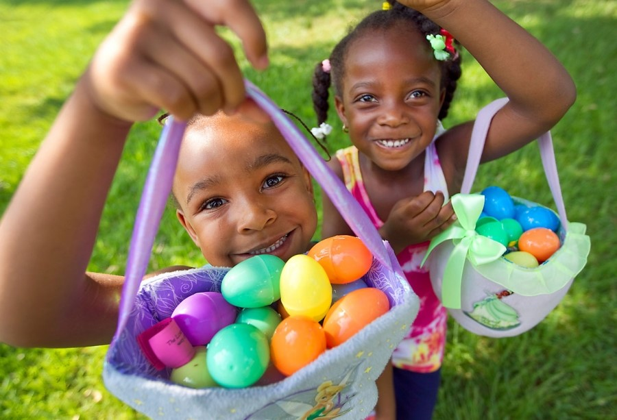 6 Eggnormous Easter Egg Hunts In The Hill Country You Dont Want
