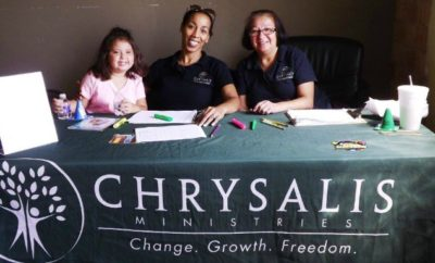 Chrysalis Ministries charity