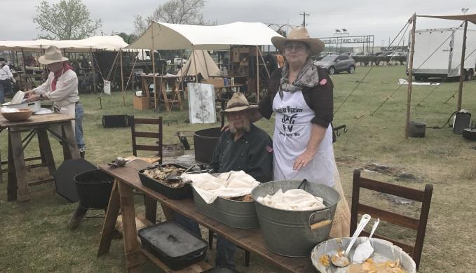 Chuck Wagon Cooks