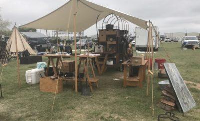 Chuck Wagon Camp