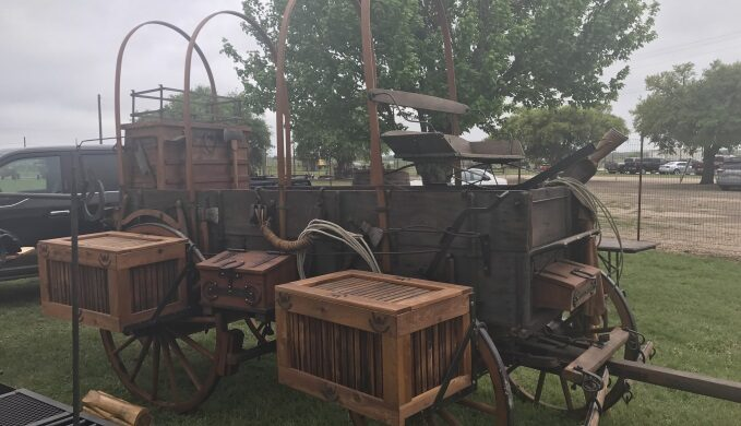 Chuck Wagon For Sale