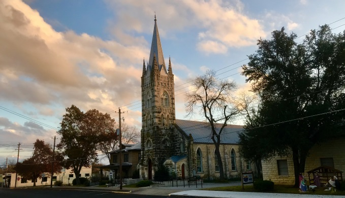 Holy Ghost Lutheran Church Fredericksburg Texas