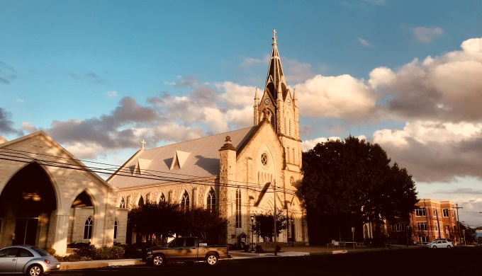 St Mary's Catholic Church Fredericksburg TX