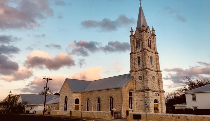 Zion Lutheran Church Fredericksburg Texas