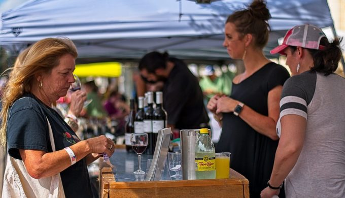 The 2019 Cleburne Wine & Art Festival is a Perfect Fall Fun