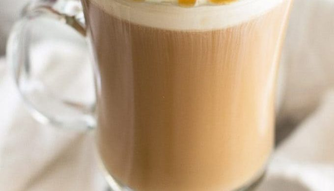 Coffee drinks better than Starbucks caramel macchiato