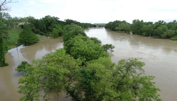 Colorado River Flood