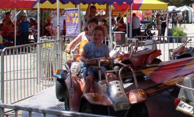 Comal County Fair - festivals in TxHC