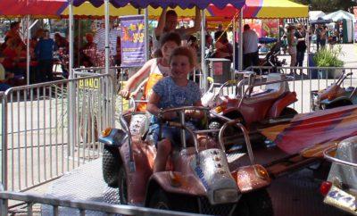 Comal County Fair - festivals in TxHC
