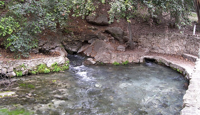 Comal Springs is One of the Many Outlets for Edwards Aquifer