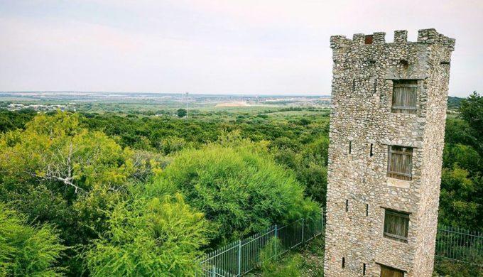 Comanche Lookout Park tower