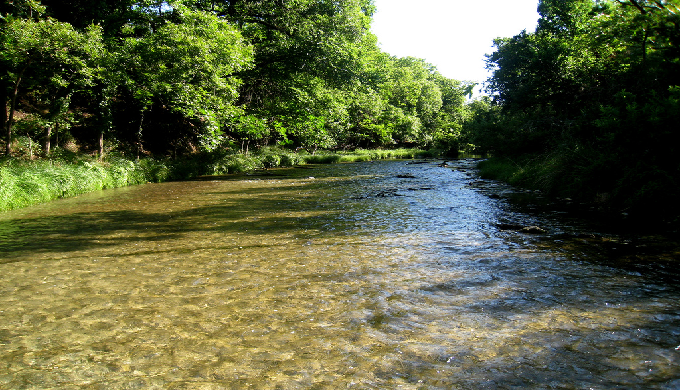Concho Rivers