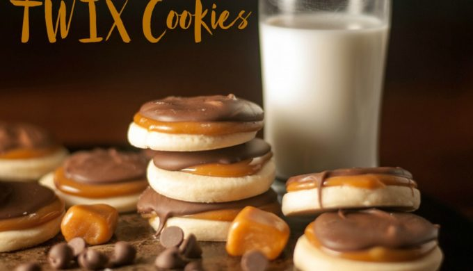 Cookie Recipes Twix Cookies