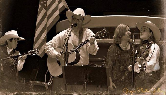 Country Music At Its Finest With The Sawyer Family in Llano