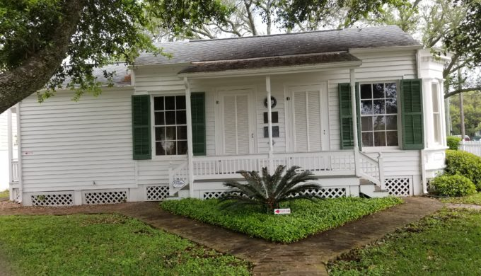 The Cradle: Birthplace of Daughters of the Republic of Texas