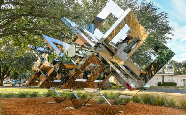 Vote for These Texas Art Installations Up for a Major International Award