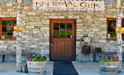 Dry Comal Creek Winery