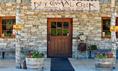 Dry Comal Creek Winery