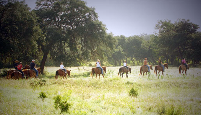 9 Dude Ranches You Should Visit In The Texas Hill Country