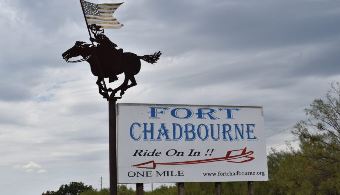 Historic Texas Fort is a Must-see: Rescuing Fort Chadbourne