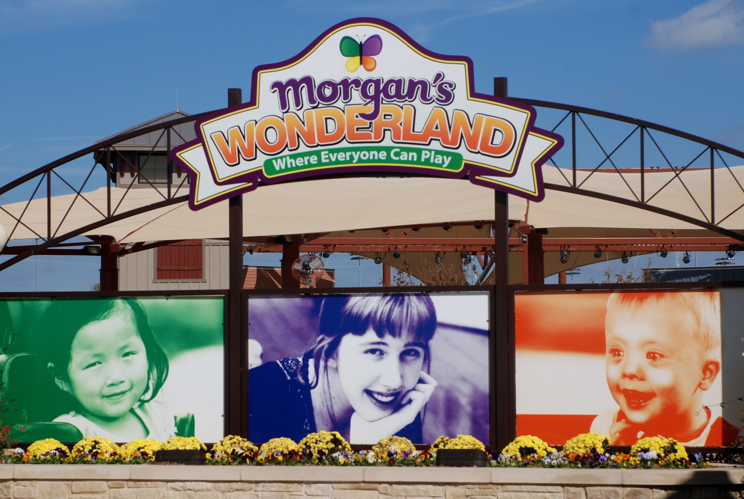 First Ultra Accessible Family Fun Park At Morgan S Wonderland