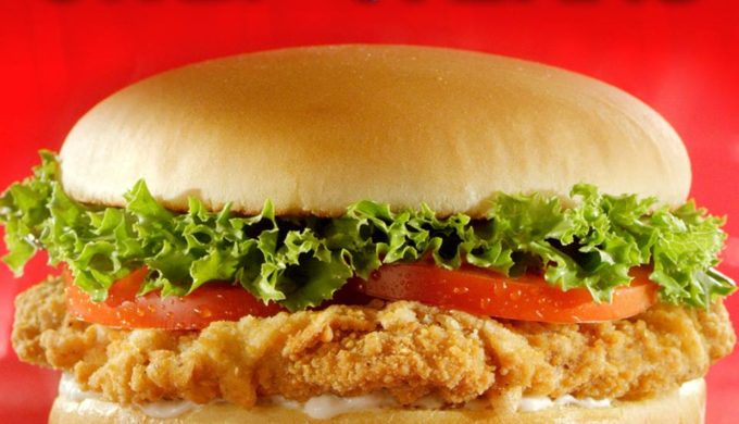 Dairy Queen chicken friend steak sandwich is still available at locations that will remain open.