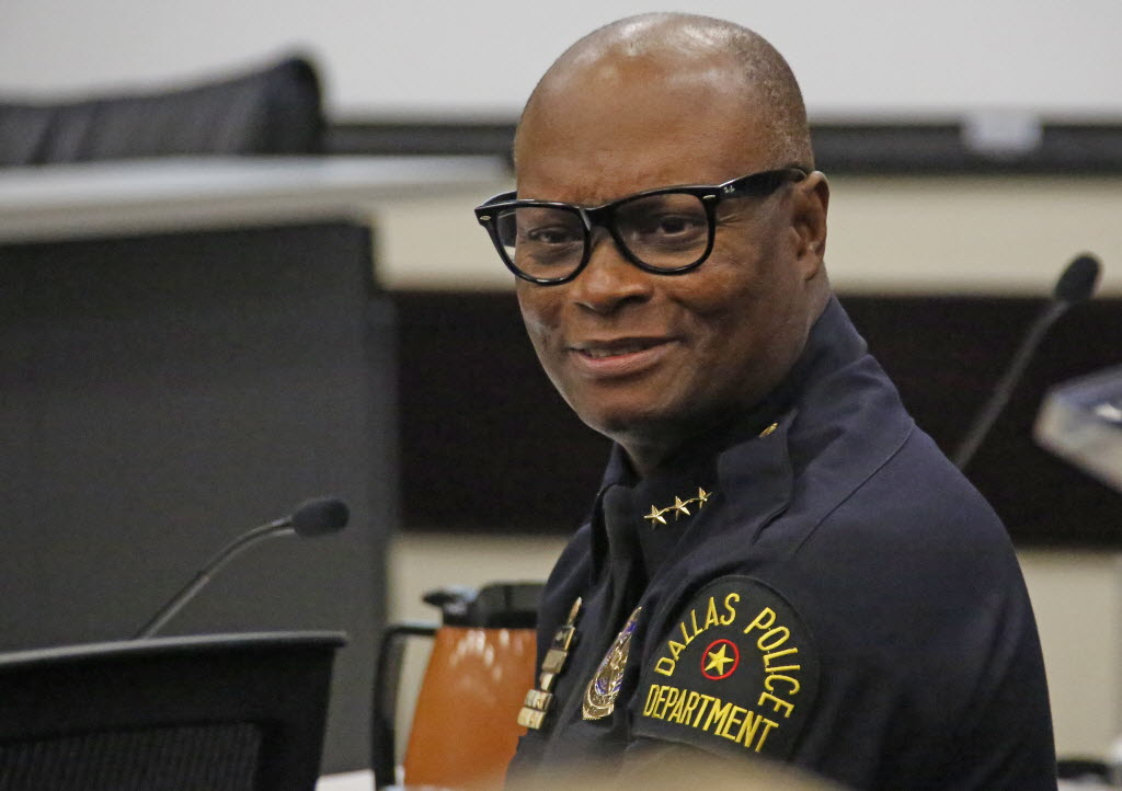 Email Campaign For Dallas Police Chief Goes Viral