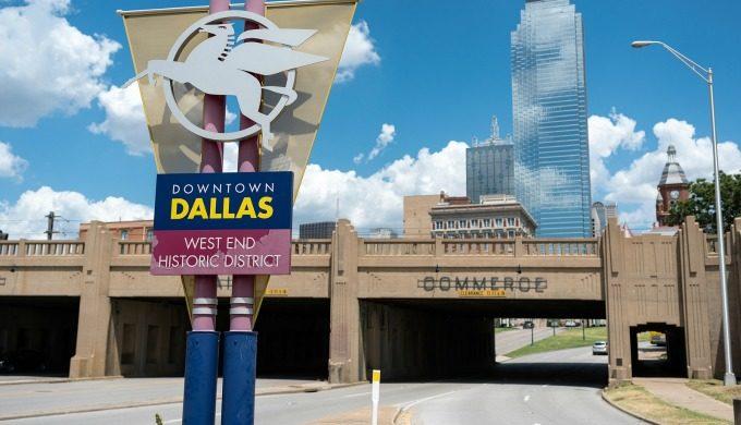 Dallas infrastructure
