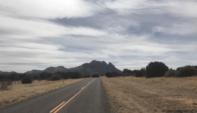 Davis Mountains Texas