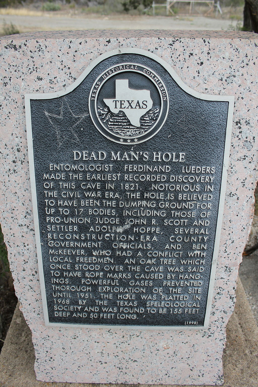 Dead Man's Hole: Do You Know the Dark Truth of Its Sinister Origin?