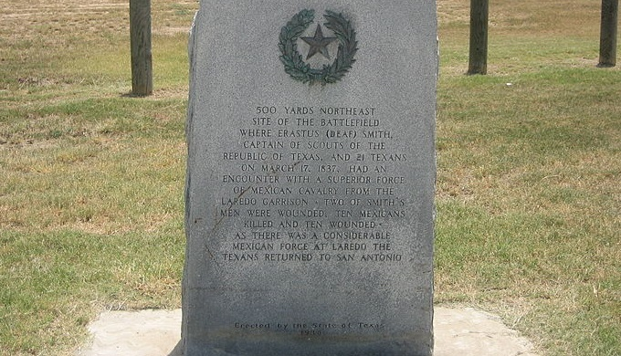 Deaf Smith Centennial Marker