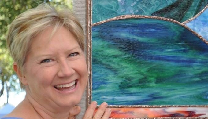 Deb Wight Laughing