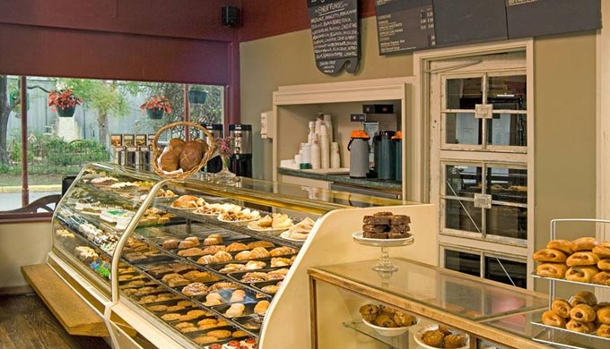 10 Delicious Bakeries in the Hill Country