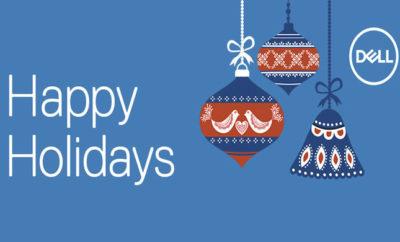 Dell Holiday Savings