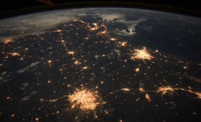 Picture of Texas From Space Station Gets Tweeted by Astronaut Drew Feustel