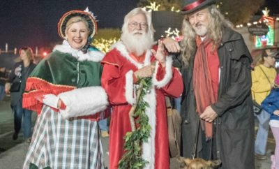 Dickens on Main is Sure to be Your Family's Favorite Holiday Event This Year