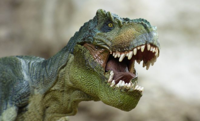 Delectable Dinosaur Meat Tastes Like Kentucky Fried Chicken