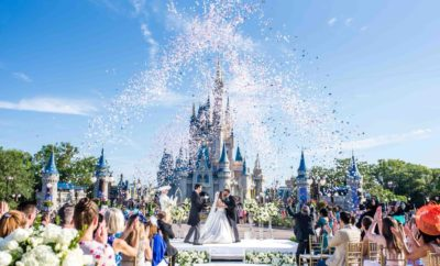 Katy, Texas Couple Wins Their Own Royal Wedding at Disney World
