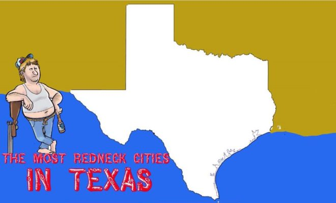 Top Lone Star State Redneck Towns Summarized In Humorous Video - Why is texas called the lone star state