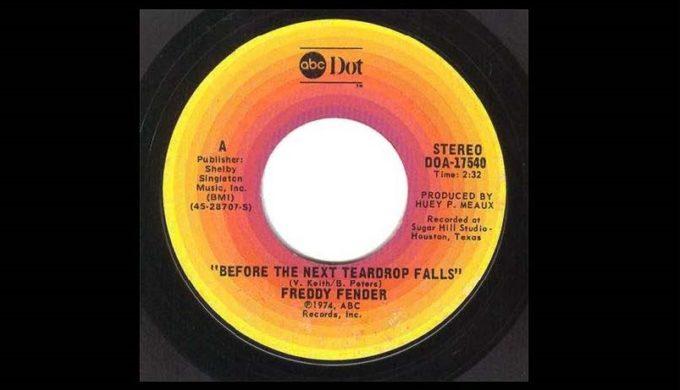 Freddy Fender: History-Making Hispanic Cross-Over Artist and Son of San Benito, Texas