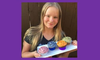 Entrepreneurial Texas Teen Launches Organic Cupcake Business